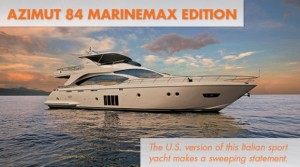 Azimut 84, MarineMax Edition: USA! USA!