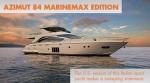 Azimut 84, MarineMax Edition: USA! USA!