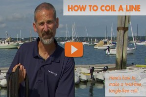 How to Coil a Line