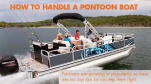 Boating Basics 101: Handling a Pontoon Boat