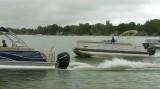 Luxury Pontoon Boats: Maximum Relaxation