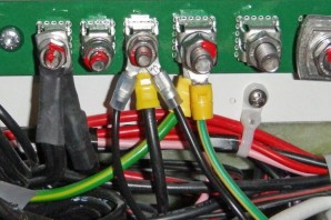 Why Are My Wiring Terminals Painted?