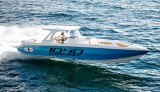 Cigarette 41' 1040 Stern Drive: Game Changer