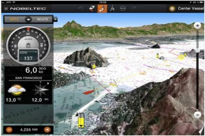 Augmented Reality: New Features in Navigation Apps