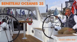 2015 Beneteau Oceanis 35 Video: Quick Tour
