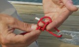 How To Tie a Fisherman's Knot (Improved Clinch)