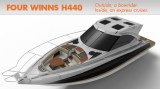 Four Winns H440: Bowrider or Express Cruiser?