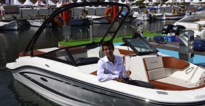 Sea Ray 19 SPX: First Look Video