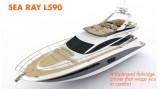 Sea Ray L590: Luxury Incarnate