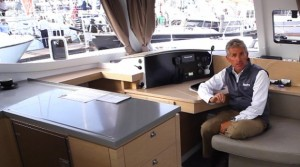 Fountaine-Pajot Helia 44: First Look Video