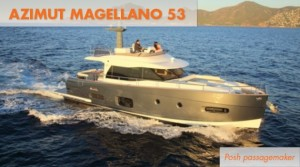 Azimut Magellano 53: Posh Passage Maker