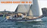 Hallberg-Rassy Mk III 43: Good Sailing Genes