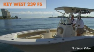 Key West 239 FS Video: Quick Tour