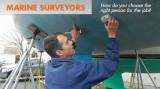 Understanding and Choosing Marine Surveyors