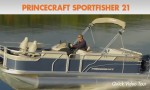 Princecraft Sportfisher 21: Video Boat Review