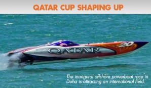 Qatar Cup Shaping Up