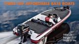 3 Top Affordable Bass Boats: Nitro Z6 vs. Ranger Z117 vs. Triton 17 Pro