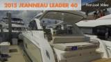 Jeanneau Leader 40: Quick Video Tour