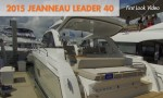Jeanneau Leader 40: Quick Video Tour