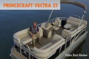 Princecraft Vectra 21 Video Boat Review