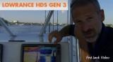 Lowrance HDS Gen3 Video: Quick Tour