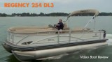 Regency 254 DL3: Video Boat Review