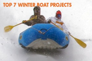 Top 7 Winter Boat Projects