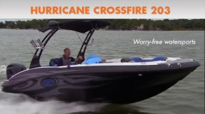 Hurricane Crossfire 203: Worry-Free Watersports