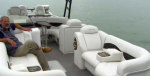 Aqua Patio 250 WB: Video Boat Review