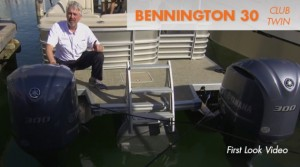 Bennington 30 Club Twin: Quick Video Tour