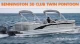 Bennington 30 Club Twin: The 50-mph Living Room