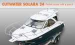 Cutwater Solara 24: a Pocket Cruiser with Punch