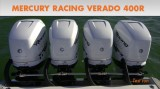 Mercury Racing Verado 400R: Test Run