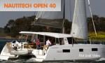 Nautitech Open 40: Quick Video Tour
