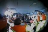 Rescued Sailors Express No Remorse