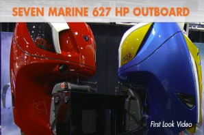 Seven Marine 627 Outboard Debuts at the 2015 Miami Boat Show