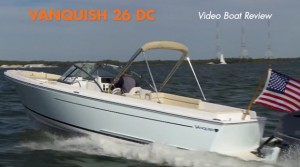 Vanquish 26 Dual Console Video Boat Review