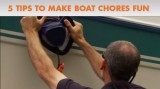How to Make Spring Boat Chores Fun: 5 Tips