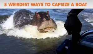 The 5 Weirdest Ways to Capsize a Boat