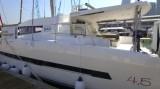 Bali 4.5 Open Space Sailing Catamaran Video: First Look