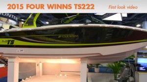 Four Winns TS222 Video: First Look