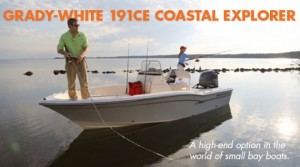 Grady-White 191 CE Coastal Explorer: Mighty Mouse
