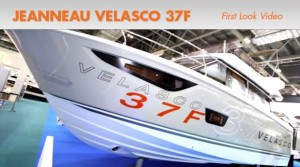 Jeanneau Velasco 37F Video: First Look