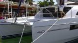 Leopard 40 Sailing Catamaran Video: First Look