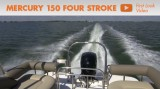 Mercury 150 Four Stroke Outboard Video: First Look