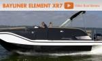 Bayliner Element XR7: Video Boat Review