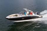 Chaparral SunCoast 250: Deckboat Delight