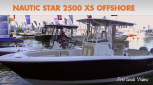 Nautic Star 2500 XS Offshore Video: First Look