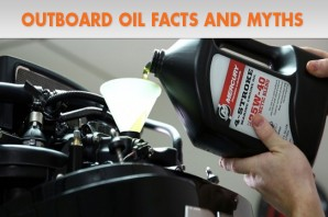 The Outboard Expert: Outboard Oil Facts and Myths