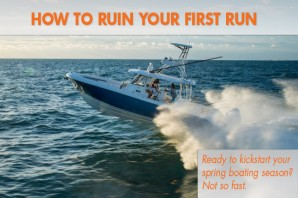 Five Stupid Ways to Ruin Your First Run of the Season